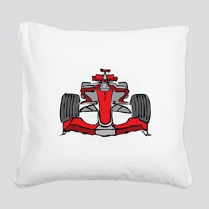 F1_hf Square Canvas Pillow