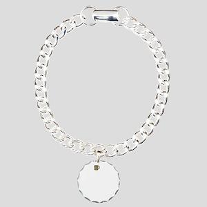 FIN-keep-calm-kettle-on- Charm Bracelet, One Charm