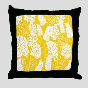 15_Yellow Throw Pillow