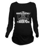 American Horror Punk Long Sleeve Maternity T-Shirt