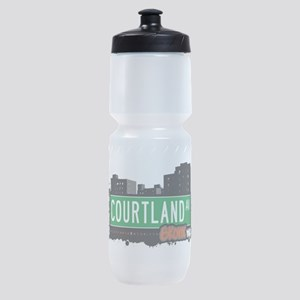Courtland Ave Sports Bottle