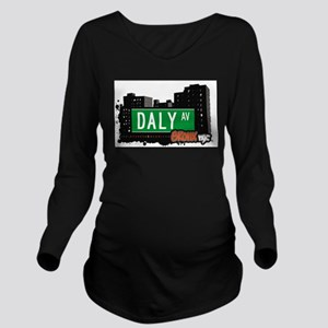 Daly Ave Long Sleeve Maternity T-Shirt