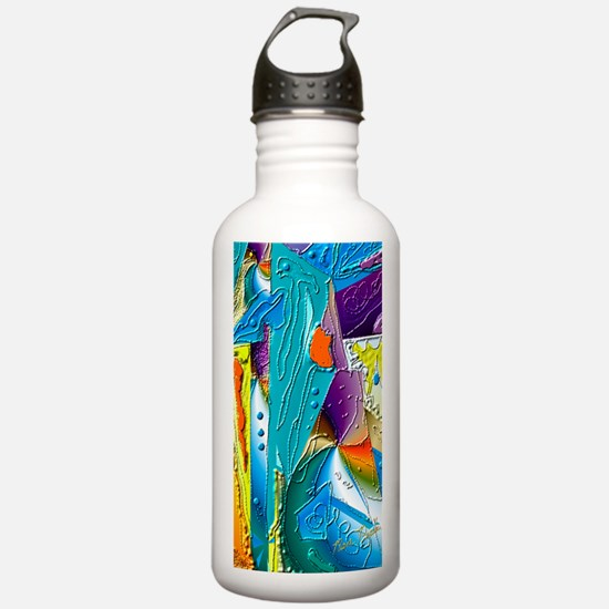 Tapestry2 5x8_journal Water Bottle