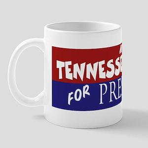 Tennessee Walker_ELECTION STICKER Mug