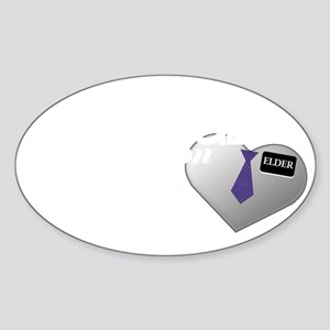 coloradoblack Sticker (Oval)