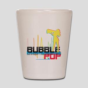 bubblepopcopy Shot Glass