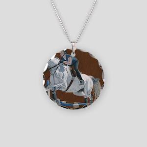 kingston_horse1 Necklace Circle Charm