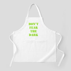 Art_Dont fear the dark Apron