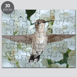 Hummer on Phlox Puzzle