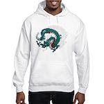 Dragon(Ryuu) illust Hooded Sweatshirt