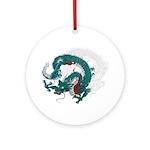 Dragon(Ryuu) illust Ornament (Round)