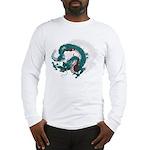 Dragon(Ryuu) illust Long Sleeve T-Shirt
