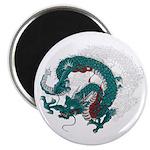 "Dragon(Ryuu) illust 2.25"" Magnet (100 pack)"