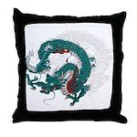 Dragon(Ryuu) illust Throw Pillow