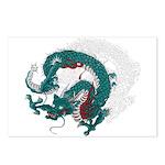 Dragon(Ryuu) illust Postcards (Package of 8)