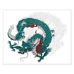 Dragon(Ryuu) illust Small Poster