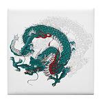 Dragon(Ryuu) illust Tile Coaster
