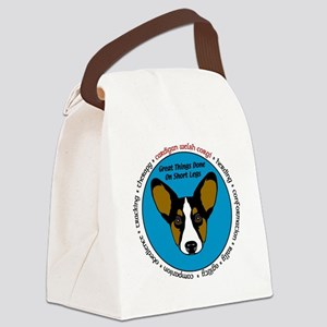 TWVersatilityTR Canvas Lunch Bag