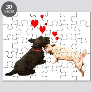 pugloveheart Puzzle