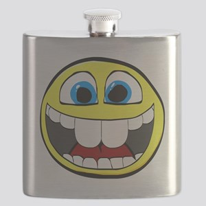 Smilie1-Happy Flask