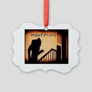nosferatu_shadow Picture Ornament
