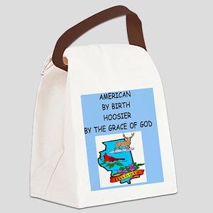 HOOSIER Canvas Lunch Bag