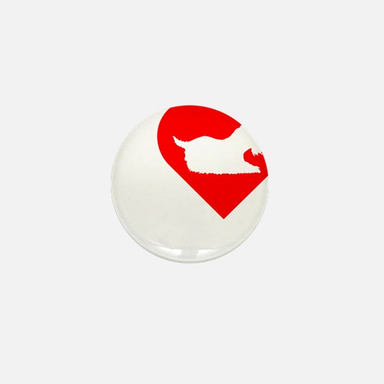 Schnauzer-Darks Mini Button