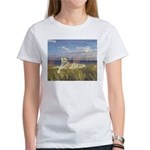Tiger on the Beach Women's T-Shirt