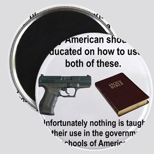 EVERY AMERICAN SHOULD BE TAUGHT... Magnet