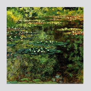 """Claude Monet"" Tile Coaster"
