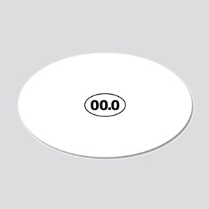 sticker_oval_00_square_dot_k 20x12 Oval Wall Decal