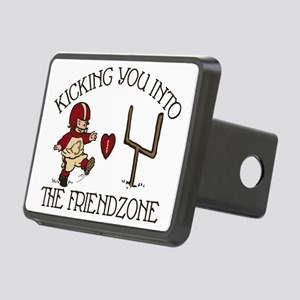 into-the-friendzone Rectangular Hitch Cover