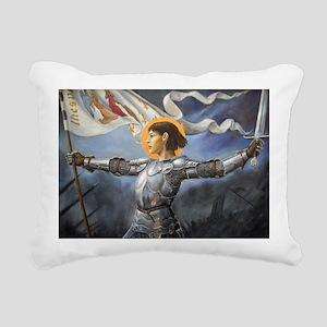 Joan_of_Arc_Prov_fin_sli Rectangular Canvas Pillow
