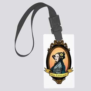 500px-Ada_Lovelace_color Large Luggage Tag