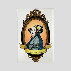 2000px-Ada_Lovelace_color Rectangle Magnet