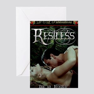 Restless Greeting Card