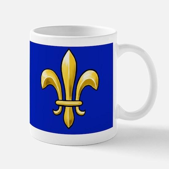 royal flipflops Mug