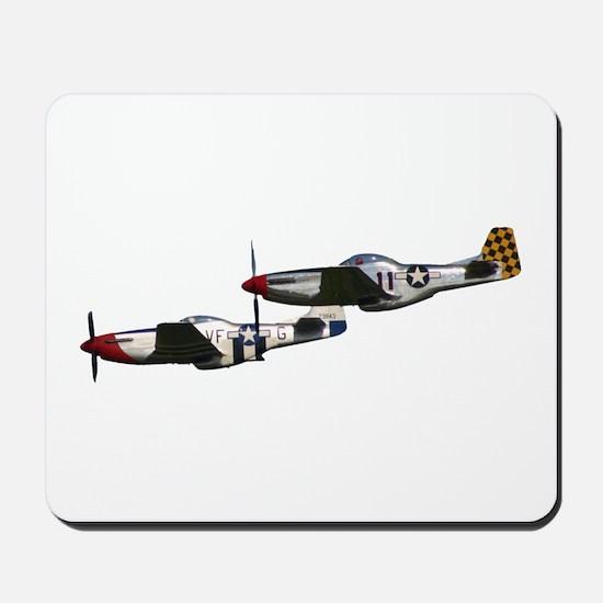 P-51 Mousepad