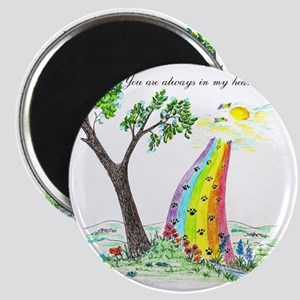 rainbow bridge 2 final Magnet