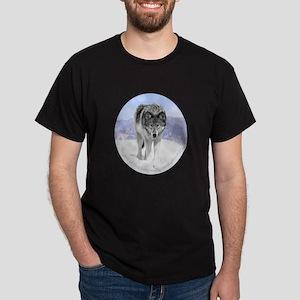 Conservation - Wolves Dark T-Shirt