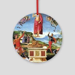 The Resurrection of Jesus Christ - Raphael Round O