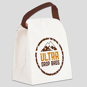 Ultra Drop Bags Logo Color Lg Canvas Lunch Bag