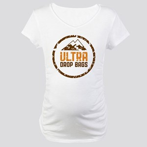 Ultra Drop Bags Logo Color Lg Maternity T-Shirt