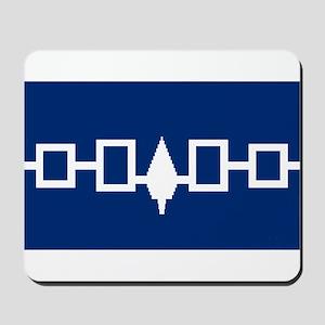 Iroquois Flag Mousepad