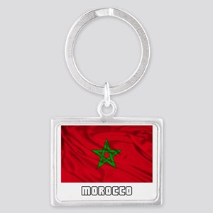 Morocco Landscape Keychain