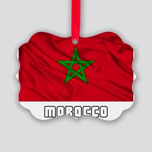Morocco Picture Ornament