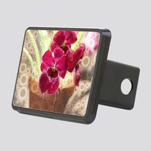 Orchid Rectangular Hitch Cover