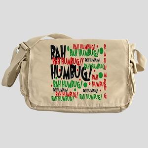 Bah Humbug Chr Messenger Bag