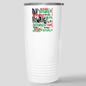 Bah Humbug Chr Travel Mug