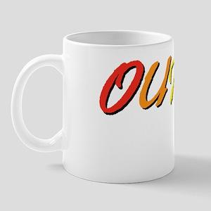 OutlawQuote3 Mug